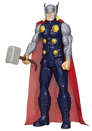 Marvel Avengers Titan Hero Series Thor Action Figure Figurines and Sets