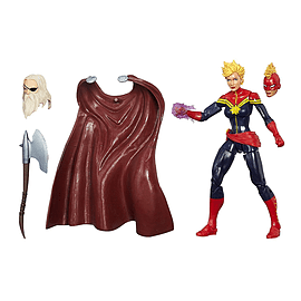 Marvel Legends Infinite Series Age Of Ultron 6 Inch Captain Marvel Figure Figurines and Sets