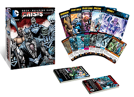 Crisis Expansion 2 DC Deck Building Game Traditional Games