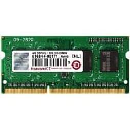 Transcend 4gb Memory Module 1600mhz Ddr3l Unbuffered Non-ecc Cl11 204-pin So-dimm PC