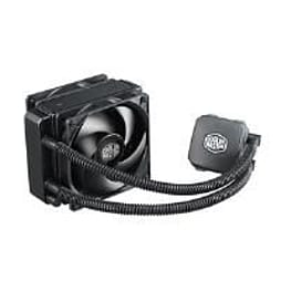 Cooler Master Nepton 120xl 120mm Radiator All In One Liquid Cpu Water Cooler Kit With 2 120 Pwm Fans PC