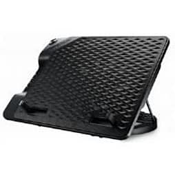 Cooler Master Notepal Ergostand 3 5 Height Settings Laptop Stand With 230 Mm Fan And 4 Usb Ports Hub PC