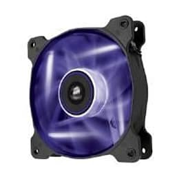 Corsair Air Series Sp120 High Static Pressure Fan (120mm) With Purple Led (single Pack) PC