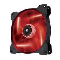 Corsair Air Series Sp140 High Static Pressure Fan (140mm) With Red Led (single Pack) PC