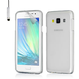 Ultra Slim Crystal Gel Case For Samsung Galaxy A5 - Clear Mobile phones