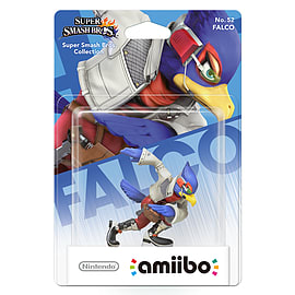 Falco - amiibo - Super Smash Bros Collection Toys and Gadgets