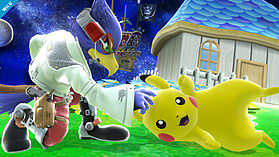 Falco - amiibo - Super Smash Bros Collection screen shot 5