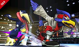 Falco - amiibo - Super Smash Bros Collection screen shot 6