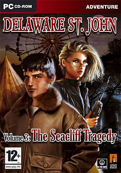 Delaware St John Volume 3 - The Seacliff Tragedy PC