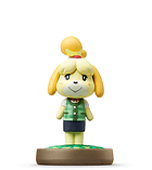 Isabelle (Summer Outfit) - amiibo - Animal Crossing Collection screen shot 1