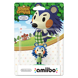 Mabel - amiibo - Animal Crossing Collection Toys and Gadgets