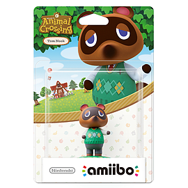 Tom Nook - amiibo - Animal Crossing Collection Toys and Gadgets