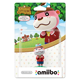 Lottie - amiibo - Animal Crossing Collection Toys and Gadgets