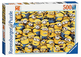 Despicable Me 2 500pc Traditional Games