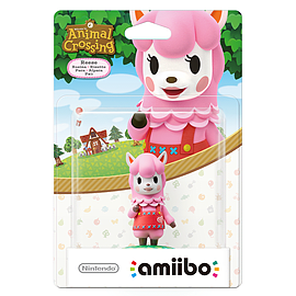 Reese - amiibo - Animal Crossing Collection Toys and Gadgets