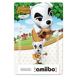 K.K. Slider - amiibo - Animal Crossing Collection Toys and Gadgets
