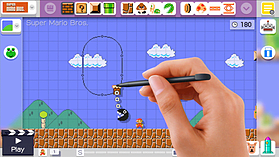 Super Mario Maker + Amiibo Limited Edition screen shot 4