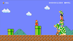 Super Mario Maker + Amiibo Limited Edition screen shot 5