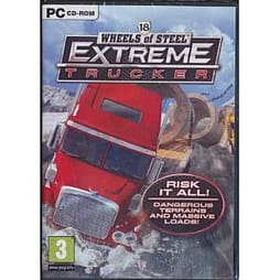 18 Wheels of Steel Extreme Trucker PC