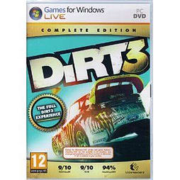 Dirt 3 Complete Edition Game PC