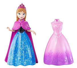 Disney Frozen Magiclip Anna of Arendelle Figurines and Sets