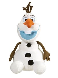 Disney Frozen 10-inch Plush Olaf Snowman Light and Sound Figurines and Sets