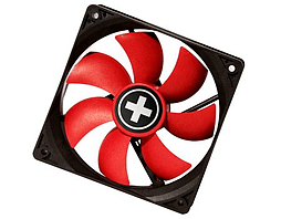 Xilence Redwing 120mm Case Fan With Pwm Function Coo-xpf120.r.pwm PC