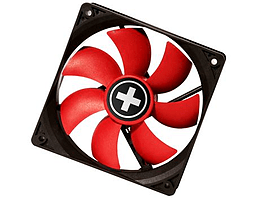 Xilence Red Wing 80mm Case Fan PC