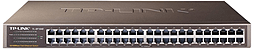 Tp-link Tl-sf1048 48-port Unmanaged 10/100m Rackmount Switch PC