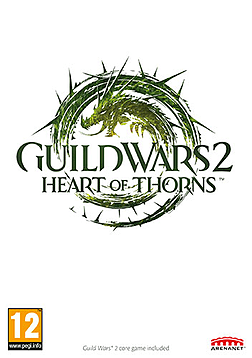 Guild Wars 2 - Heart of Thorns - Pre-Purchase PC Games