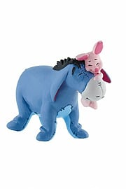 Eeyore with Piglet Figurines and Sets