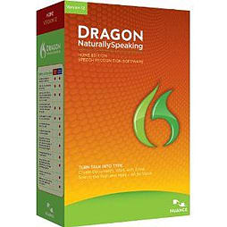 Dragon NaturallySpeaking Home 12.0 (PC) PC
