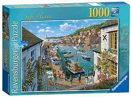 Safe Haven, 1000pc Traditional Games