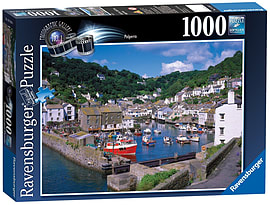 Photo Gallery 1 - Polperro, 1000pc Traditional Games