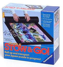 Puzzle Stow and Go! (Puzzle Storage) Traditional Games