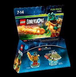 Cragger Fun Pack - LEGO Dimensions - LEGO Chima Lego Dimensions