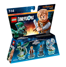 Jurassic World Team Pack - LEGO Dimensions Lego Dimensions