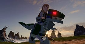 Jurassic World Team Pack - LEGO Dimensions screen shot 1