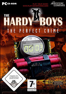 Hardy Boys - The Perfect Crime PC