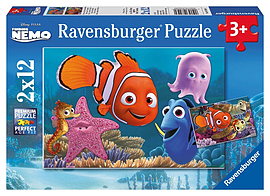 Finding Nemo 2x12pc Traditional Games