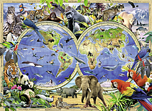 World of Wildlife, 300pc screen shot 1