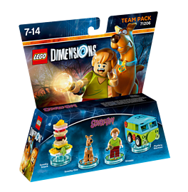 Scooby Doo Team Pack - LEGO Dimensions Lego Dimensions