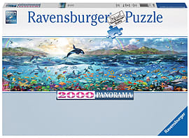 Living Ocean 2000 Pieces Traditional Games