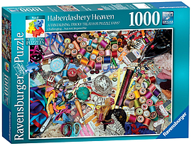 Perplexing Haberdashery 1000pc Traditional Games