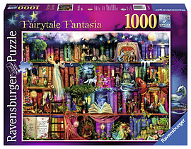 Fairytale Fantasia, 1000pc Traditional Games