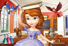 Sofia the First, 2 x 12pc screen shot 2