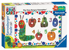 The Hungry Caterpillar My First Floor Puzzle, 16pc Traditional Games