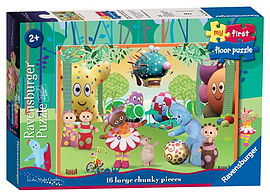 In The Night Garden, My First Floor Puzzle, 16pcs Traditional Games