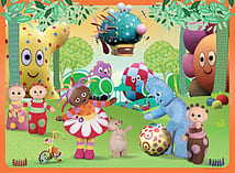 In The Night Garden, My First Floor Puzzle, 16pcs screen shot 1