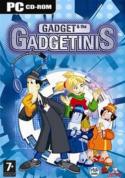 Inspector Gadget 2 - The Gadgetinis PC